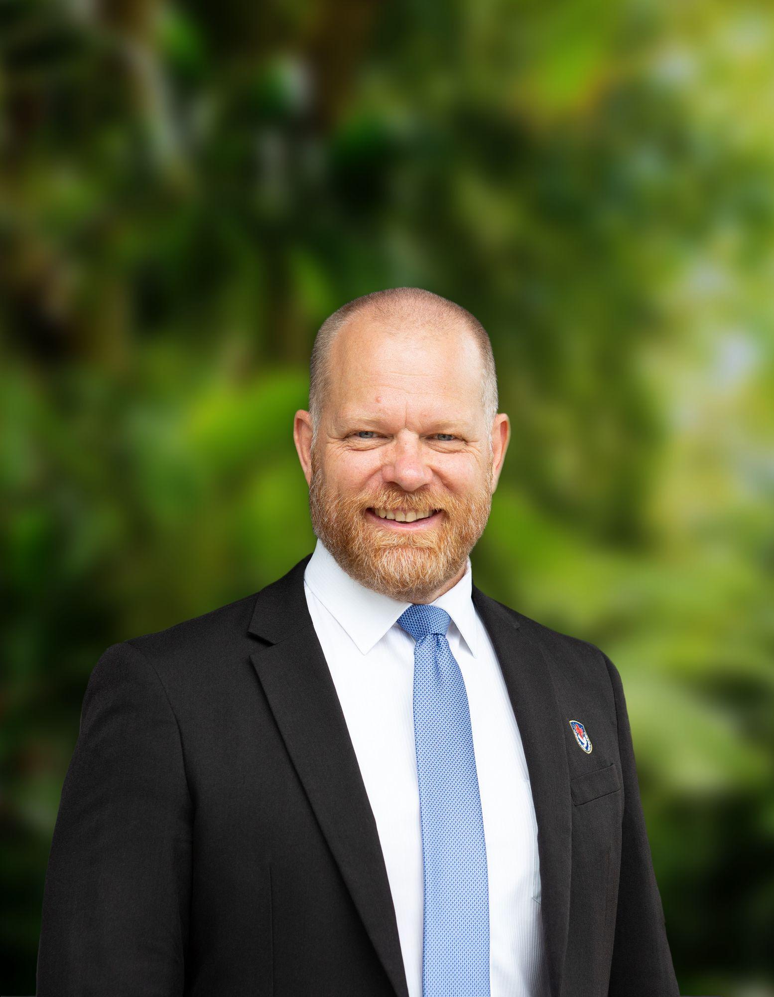 Greg Mattiske